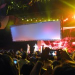 Janet Jackson at the Essence Music Festival 2010 1 of 5