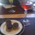 Fudge Bites and Cocktails